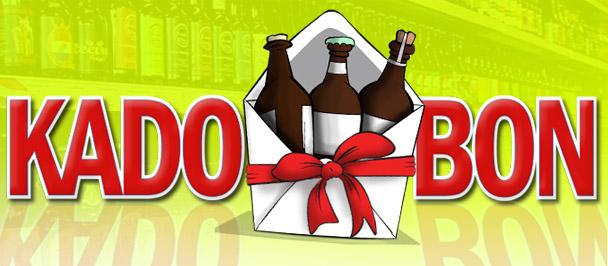 bestel een bier kado bon bij www.bier-winkel.com