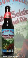 AVBC Winter Solstice Seasonal Ale 35,5cl