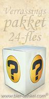 Verrassings Bierpakket 24 fles