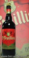 St Feuillien Noel 75cl