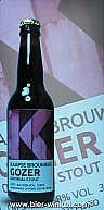 Kaapse Brouwers Gozer 33cl