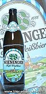 Wieninger Hefe Weissbier 50cl