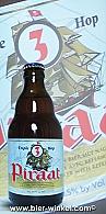 Piraat Tripel Hop 33cl