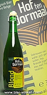 Hof ten Dormaal Blond 37,5cl