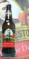 Henry Westons Medium Dry Cider 50cl