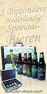 Weekendkoffer 5 Nederlandse Bieren