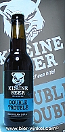 Kleine Beer Double Trouble 33cl