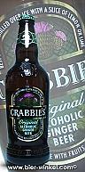 Crabbie's Ginger Beer 33cl
