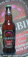 Crabbie's Strawberry & Lime 33cl