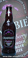 Crabbie's Raspberry 33cl