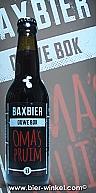 Baxbier Oma's Pruim 33cl