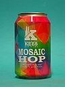 Kees Mosaic Hop Explosion IPA 33cl