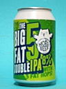 Uiltje Big Fat 5 Double IPA 33cl