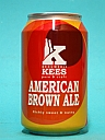 Kees American Brown Ale 33cl