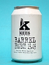 Kees Barrel Project 19.09 Barley Wine Early Times Bourbon BA 33cl