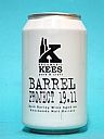 Kees Barrel Project 19.11 Dark Barley Wine Knockando Malt 33cl