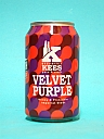 Kees Velvet Purple Imperial Double Stout 33cl
