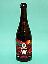 Overworks Cosmic Crush Raspberry 50cl