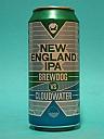 Brewdog Vs Cloudwater New Engeland IPA 44cl
