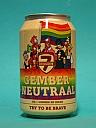 7 Deugden Gember + Neutraal 33cl