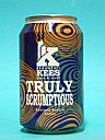 Kees Truly Scrumptious Baklava Pastry Stout 33cl