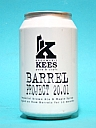 Kees Barrel Project 20.01 Imperial Brown Ale BA Rum 33cl