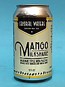 Mango Milkshake IPA with Mangoes and Vanilla Beans 35,5cl
