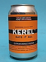 Kerel Flower Honey Saison blik 33cl