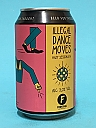 Frontaal Illegal Dance Moves Hazy session IPA 33cl