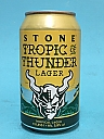 Stone Tropic Thunder Lager 35,5cl
