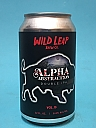 Wild Leap Alpha Abstraction Double IPA Vol.13 35,5cl