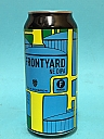 Frontaal Frontyard New England Double IPA 44cl