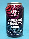 Kees Amburana & Chocolate Stout 33cl