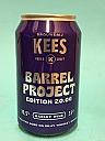Kees Barrel Project 20.06 Barley Wine Islay Whiskey BA 33cl