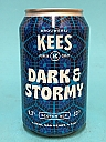 Kees Dark & Stormy 33cl