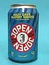 Jopen Hazy Days Blurry Nights 33cl