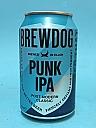 BrewDog Punk IPA Blik 33cl