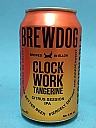 BrewDog Clockwork Tangerine 33cl