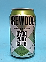 BrewDog Dead Pony Club Blik 33cl