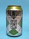 BrewDog Dead Pony Club Blik 33cl