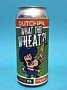 Dutch IPA What The Wheat?! 44cl