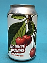 Two Chefs Cherry Kiss Double Cherry Sour 33cl