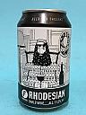 Frontaal Rhodesian Barley Wine 33cl
