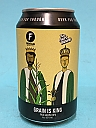 Frontaal/Two Chefs Grain is King DIPA 33cl