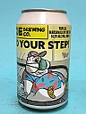 Uiltje Mind Your Step Marshmallow 33cl