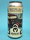 De Moersleutel Motor Oil Double Vanilla 44cl