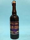 Diggelfjoer Fryske Imperial Stout Rum BA (2020) 75cl