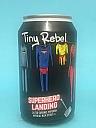 Tiny Rebel Superhero Landing 33cl