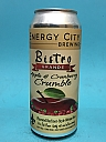 Energy City Bistro Grande Apple & Cranberry Crumble 47,3cl