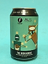 Frontaal The Iron Horse (ALS Collab) 33cl